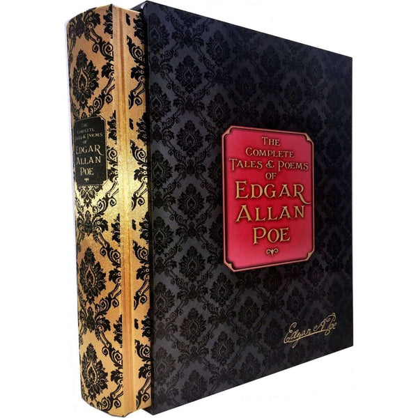 The Complete Tales & Poems of Edgar Allan Poe Pack The Raven, The Black Cat