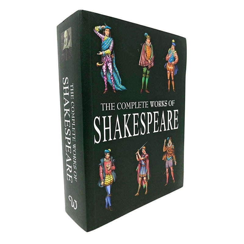 The Complete Works Of Shakespeare By Shakespeare PB