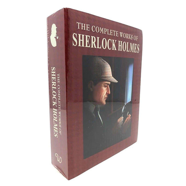 The Complete Works Of Sherlock Holmes By Arthur Conan Doyle