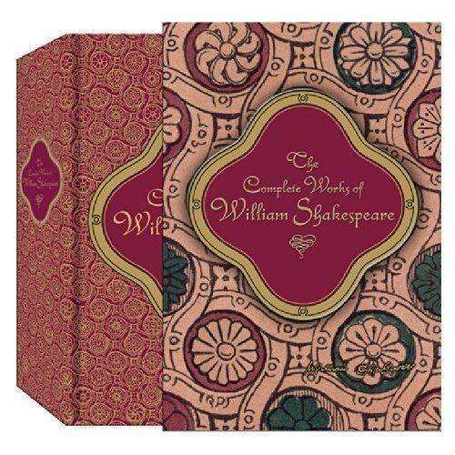 The Complete Works of William Shakespeare Deluxe Edition Hamlet, Romeo & Juliet