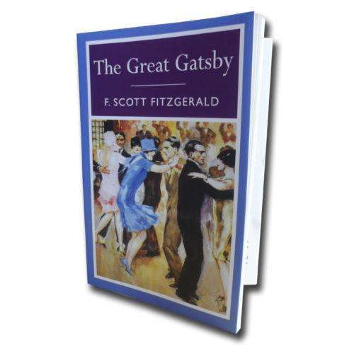 The Great Gatsby Book' F. Scott Fitzgerald, Paperback, 2014 latest edition