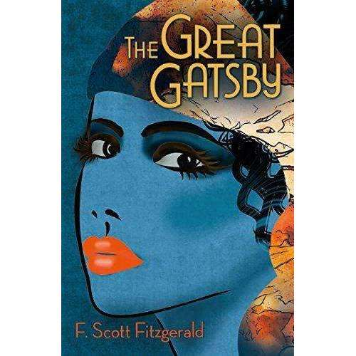 The Great Gatsby F.Scott Fitzgerald Book