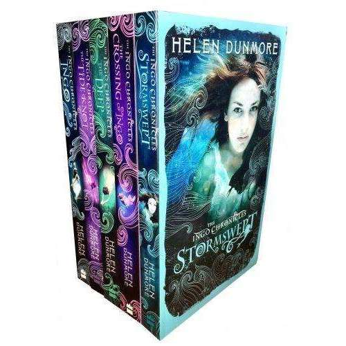 The Ingo Chronicles Series  5 Books Set Helen Dunmore Collection Stormswept, Deep