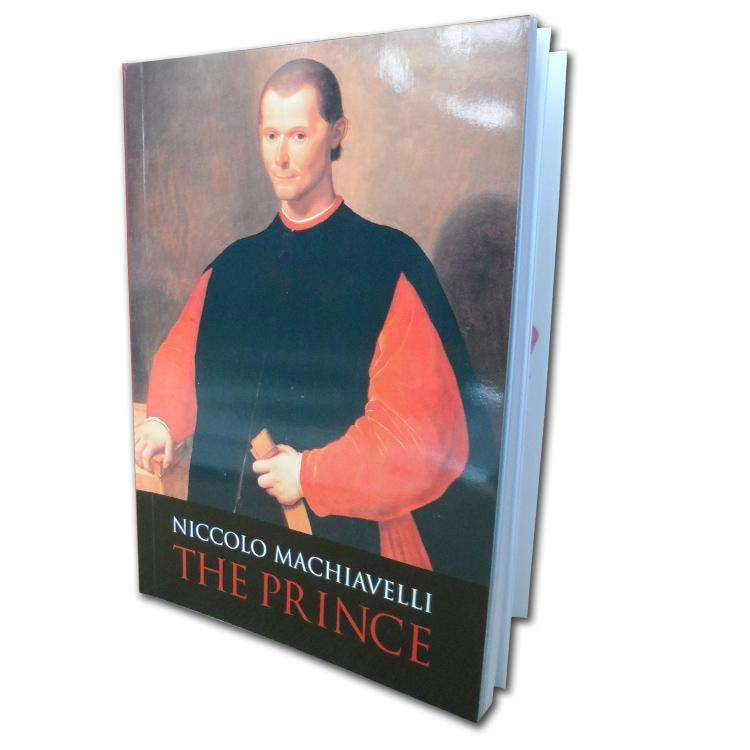 The Prince Book, Niccolo Machiavelli, Paperback, 2014 latest edition