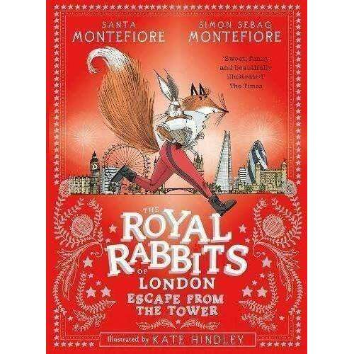 The Royal Rabbits Of London 3 Books Collection Set Pack The Great Diamond Chase