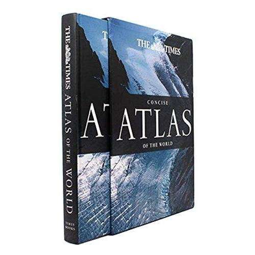 The Times Concise Atlas of the World (The Times Atlases) Deluxe Edition