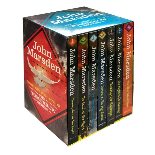 The Tomorrow Series 7 Books Complete Collection Set Pack by John Marsden