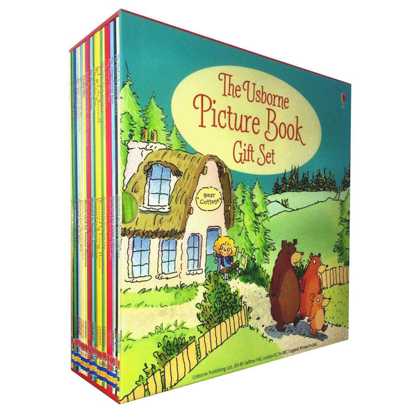 The Usborne 20 Childrens Picture Books Set classic Stories Fairytales Collection