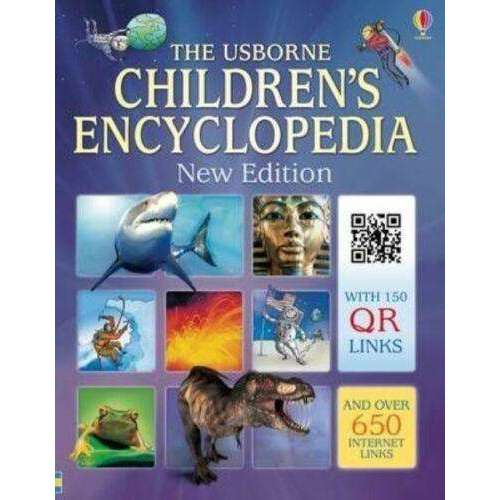 The Usborne Children Encyclopedia Book