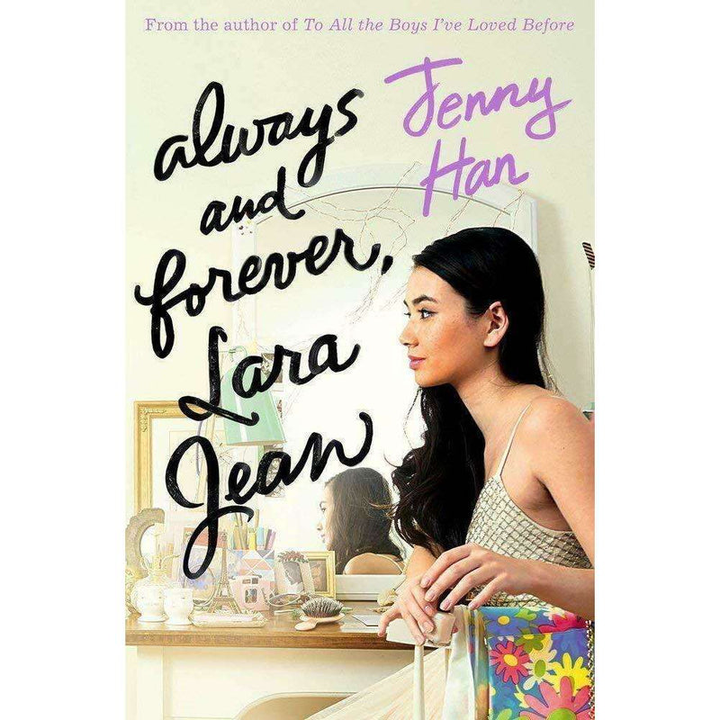To All The Boys I've Loved Before Trilogy Collection Jenny Han 3 books Set