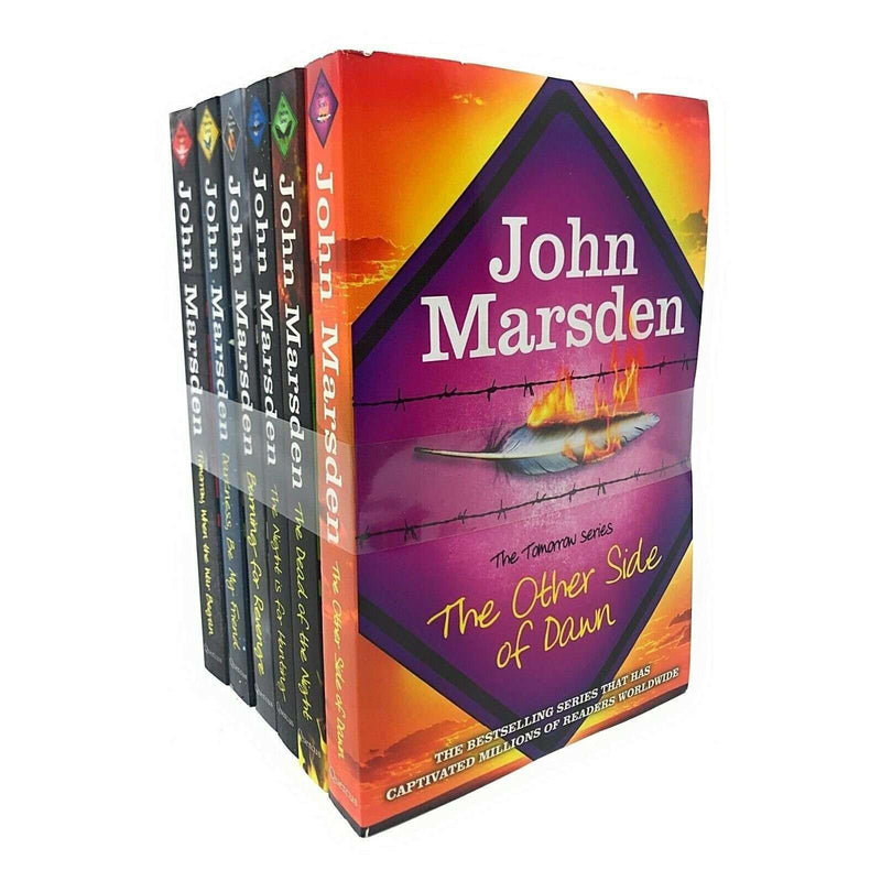 Tomorrow when the war began Series Collection John Marsden 6 Books Set