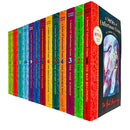 A Series of Unfortunate Events Books Collection Lemony Snicket 13 Books Set