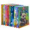 Zoe's Rescue Zoo Collection 10 Books Set (The little Llama,Happy Hippo..) By Amelia Cobb