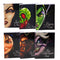 Disney Villain Tales Collection 6 Books Set By Serena Valentino (Children Books)