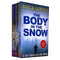 Nick Louth A DCI Craig Gillard Novel Collection 3 Books Set (The Body Under The Bridge,The Body In The Snow,The Body In The Marsh)