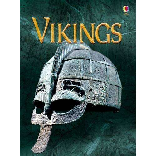 Usborne Beginners History 10 Books Collection Set (Romans, Vikings, Egyptians