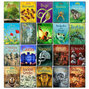 Usborne Beginners Nature and History 20 Books Collection Set