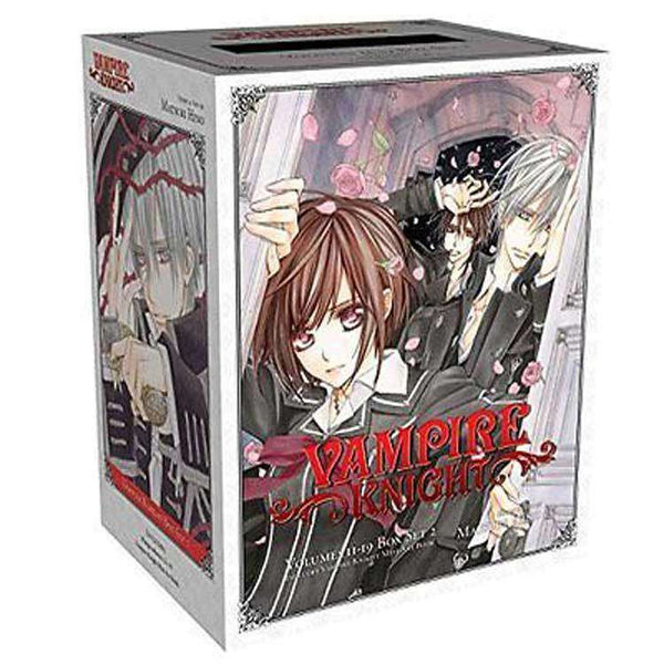 Vampire Knight Volumes 11-19 Box Set 2 inc Mini Art Book