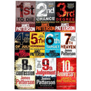 Womens Murder Club Collection James Patterson 10 Books Set (1 to 10)