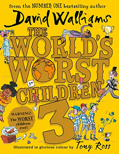 David Walliams World's Worst Children 3