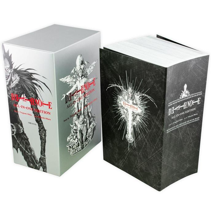 Death Note (All-in-One Edition) Story by Tsugumi Ohba, Art by Takeski Obata