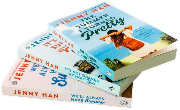 Jenny Han Summer series 3 Books Collection Set The Summer I turned pretty