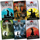 Young Samurai Series Collection Chris Bradford Pack 6 Books Set The Ring of Fire