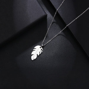 Necklace For Feather Lovers