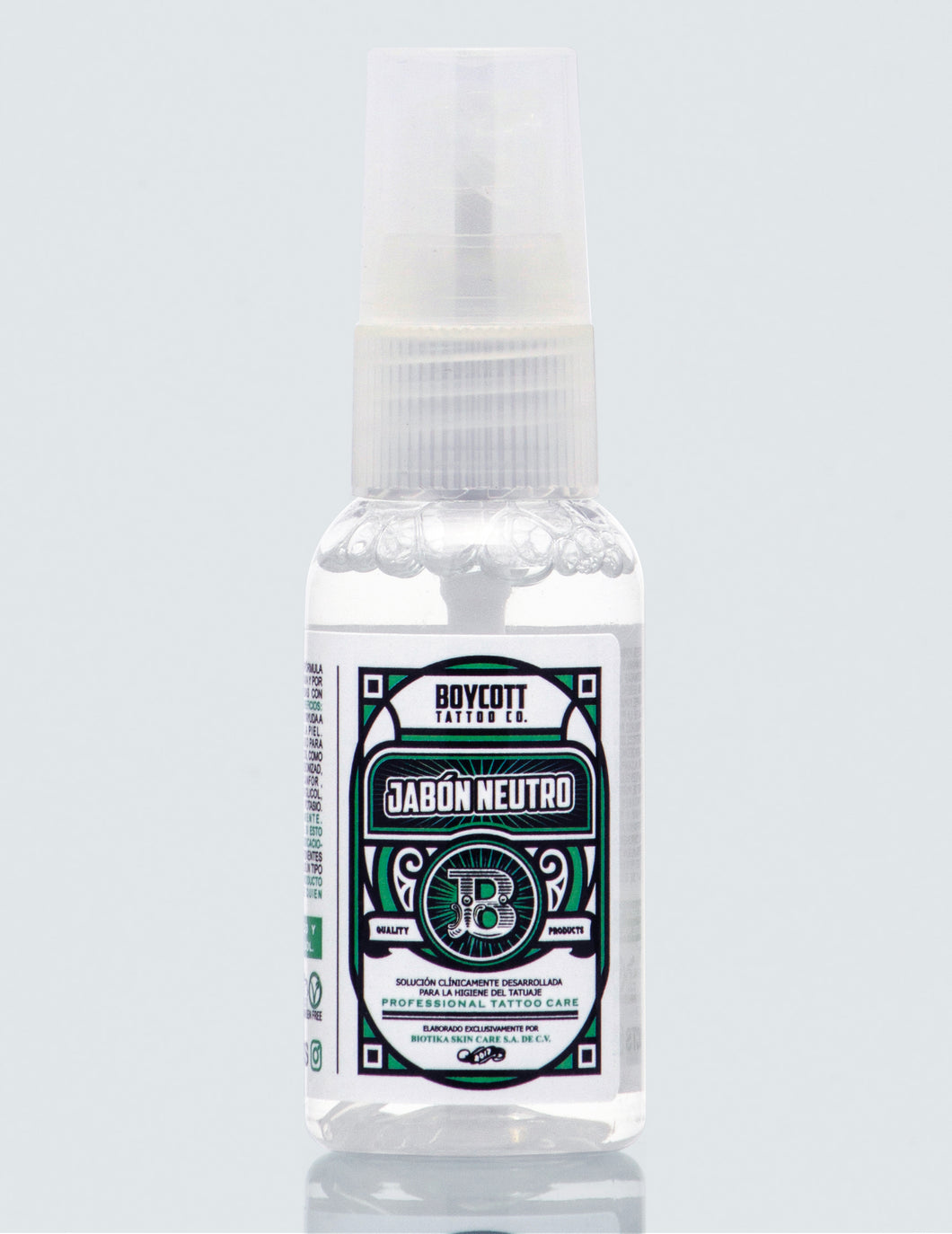 Boycott Jabón Neutro 30ml