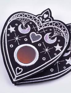 "Embroidery Patch ""Planchette"""