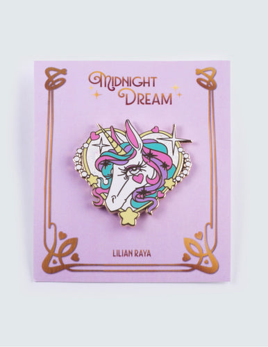 "Pin ""Midnight Dream"""