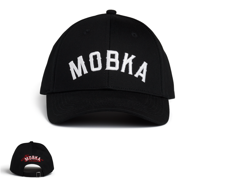 MOBKA BASEBALL CAP (RED)