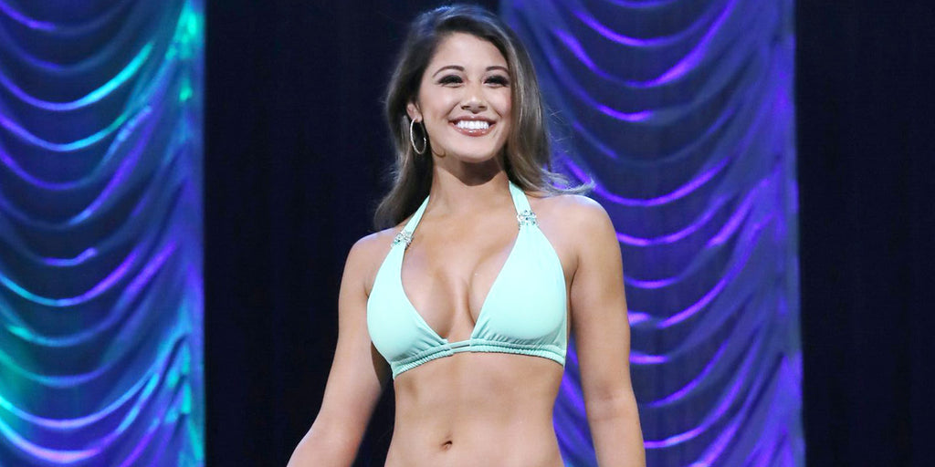 Miss California Swimsuit