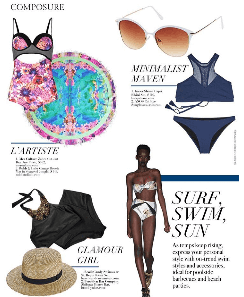 BeachCandy featured in Composure Magazine.