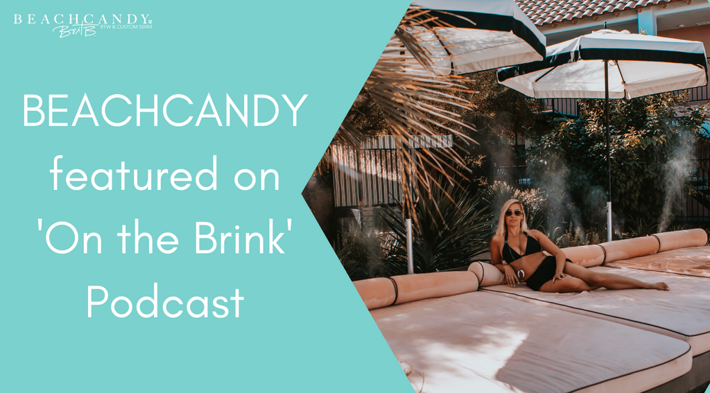 Best Womens Swimwear Featured on 'On the Brink' Podcast