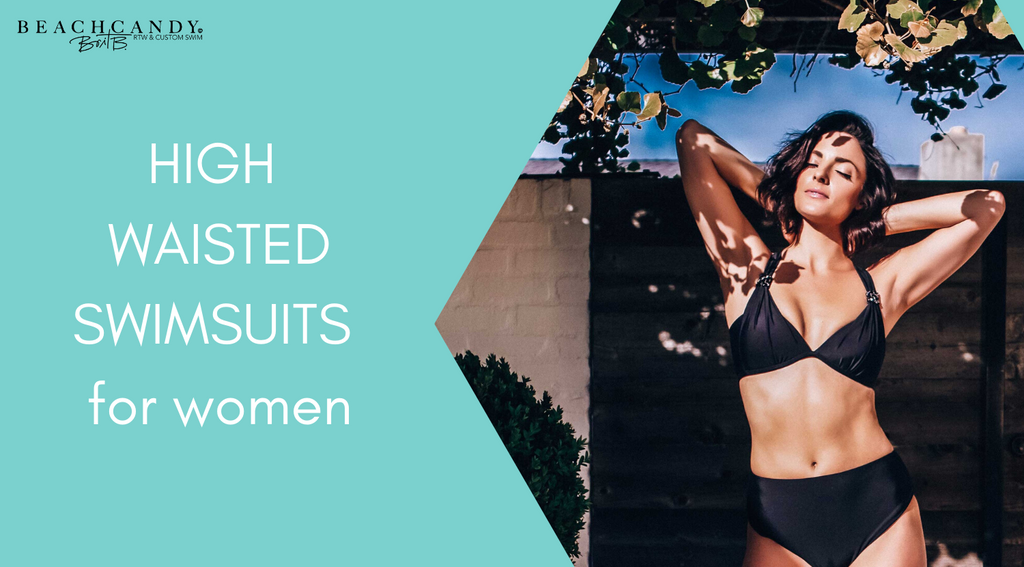 The Best in Womens High Waisted Swimsuits