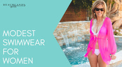 Luxurious Modest Swimwear for Women