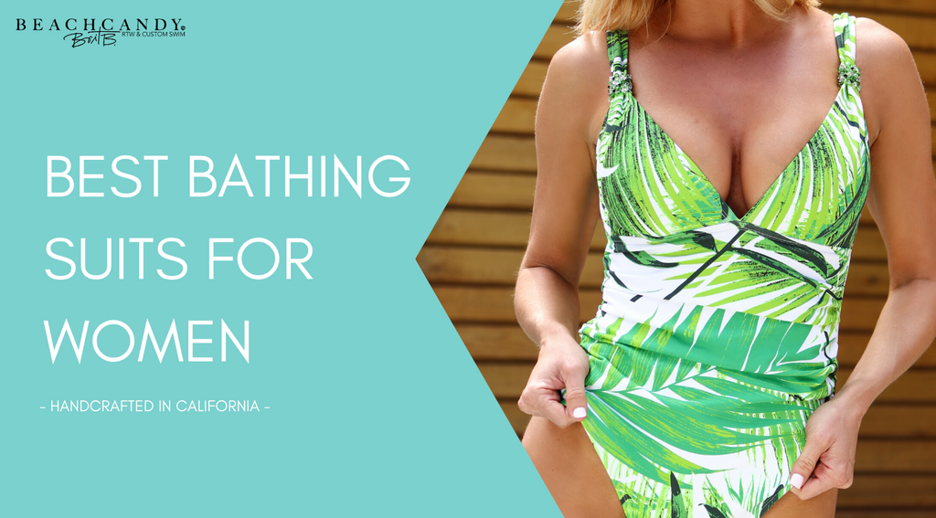 BEST BATHING SUITS FOR WOMEN