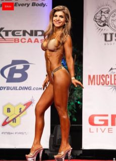 BeachCandy Client in Fitness Competition   BeachCandy Swimwear