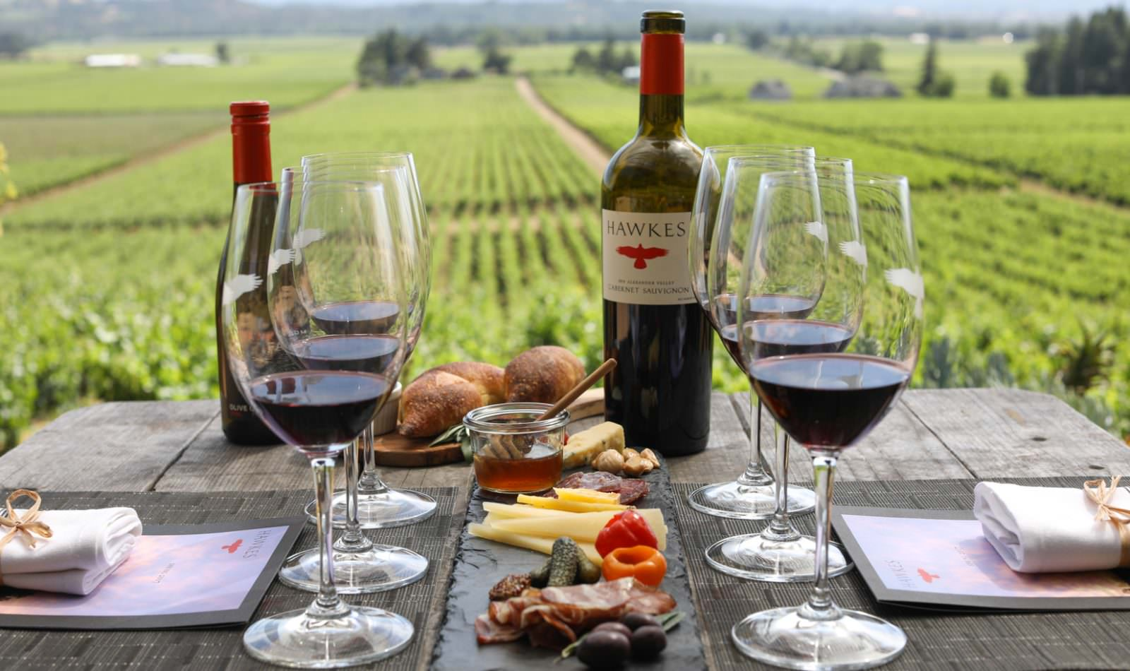 Wine Country Table