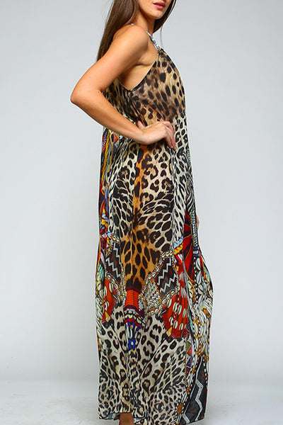 floor length cover up