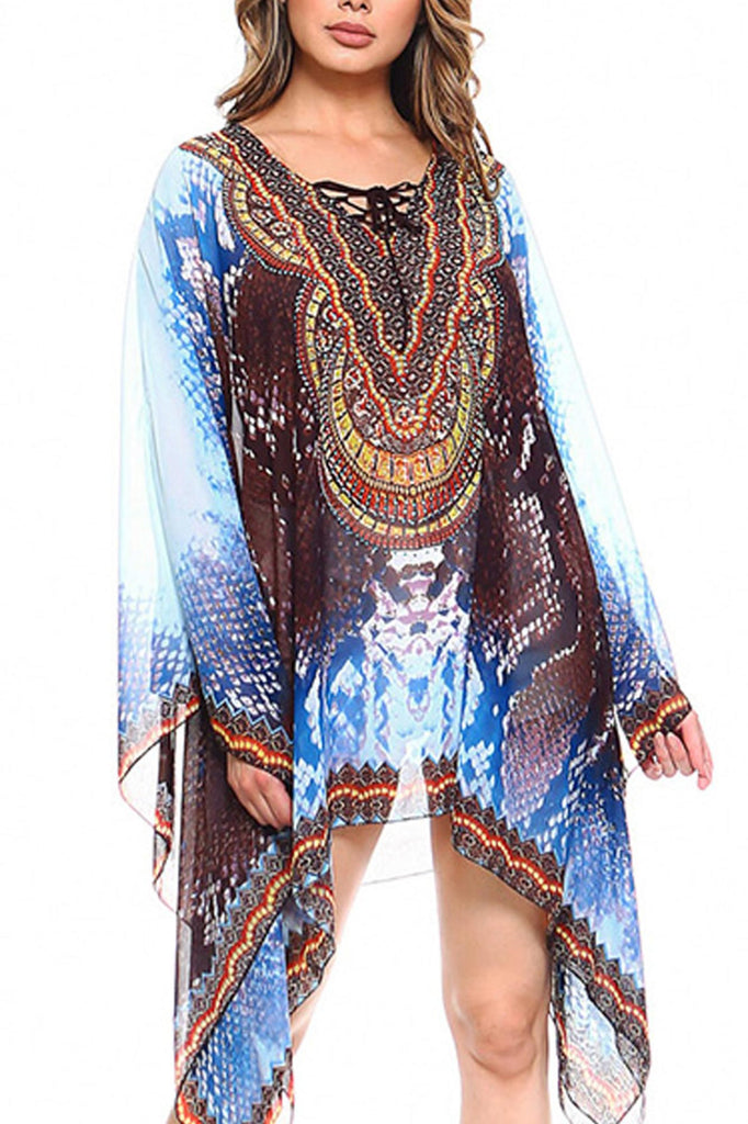 tunic beach cover up