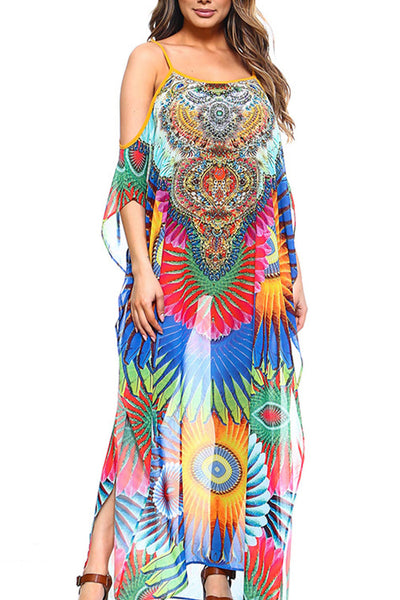Maxi Beach Cover Up