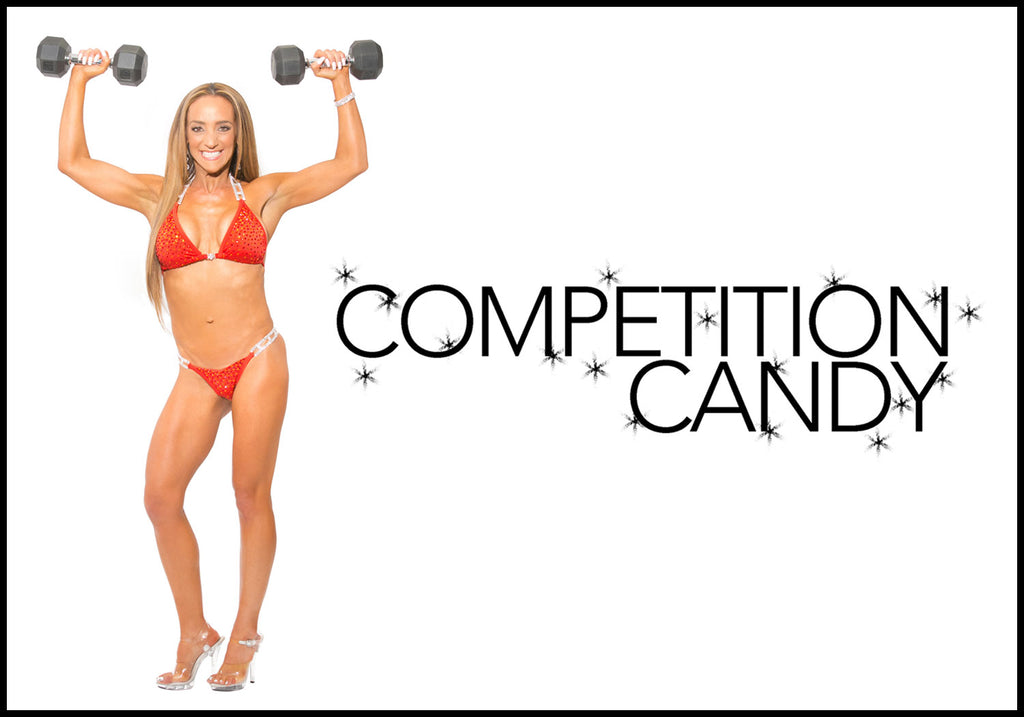 Fitness Competition Bikinis