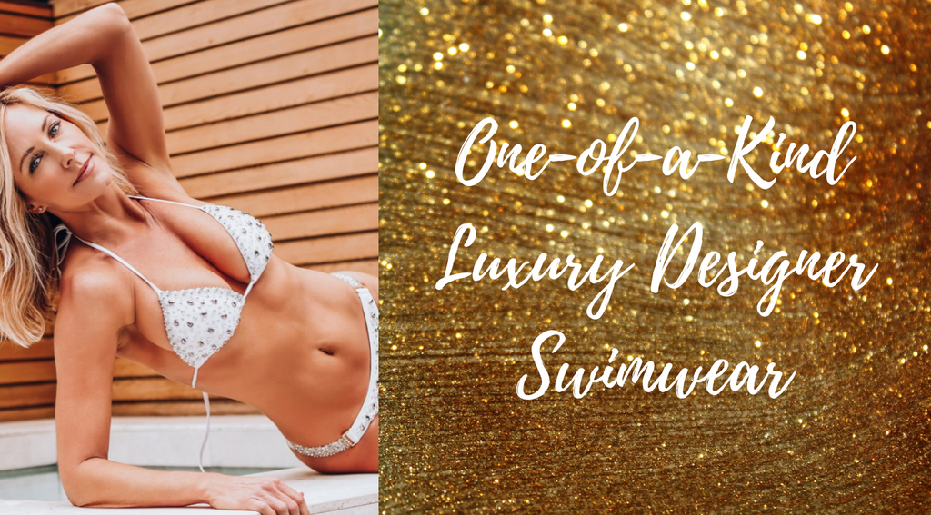 luxury designer swimwear for women