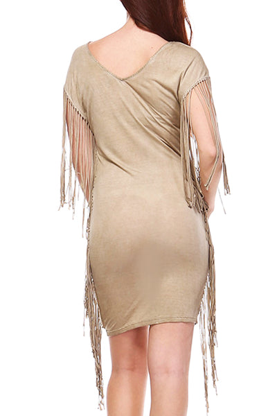 sexy festival fringe cover up