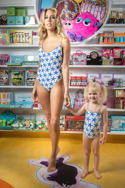 matching summer swimwear