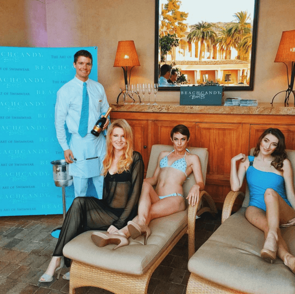 BeachCandy Swimwear at Pelican Hill Resort
