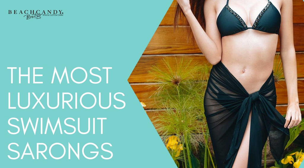 swimsuit sarongs for women