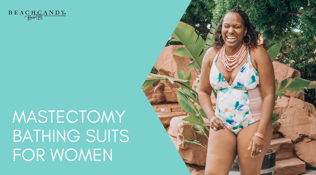 cute mastectomy swimsuits for women